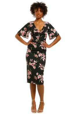 Pasduchas-Haven-Sleeve-Midi-Dress-Orchid-Front