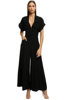 Pasduchas-High-Society-Pantsuit-Black-Front