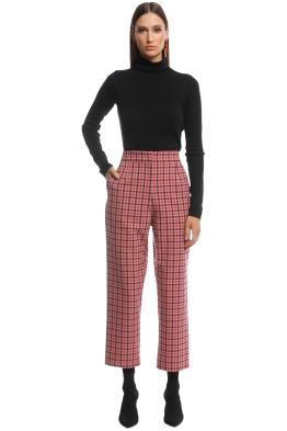 Pasduchas - Ravel Trousers - Pink - Front