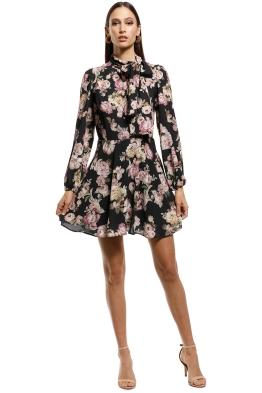 9ea0a58563 Pasduchas - Sundancer Dress - Black Floral - Front