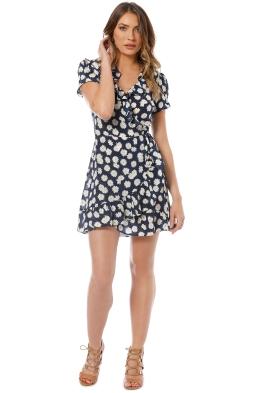 1652dd6ff2f Realisation Par - The Valentina Dress - Daisy - Front