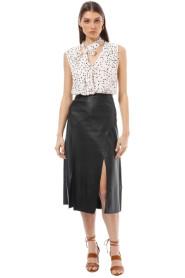 Rodeo Show - Neha Skirt - Black - Front