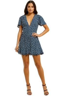Rue-Stiic-Palisades-Mini-Dress-Pebbles-Front