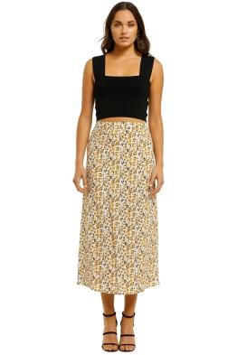 Rue-Stiic-Philo-Skirt-Desert-Floral-Front