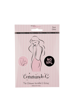 Secret Weapons - Commando-G - Nude - Front