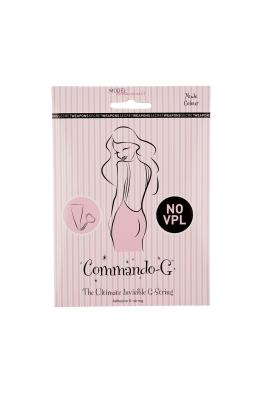 Secret Weapons - Commando-G - Nude - Front