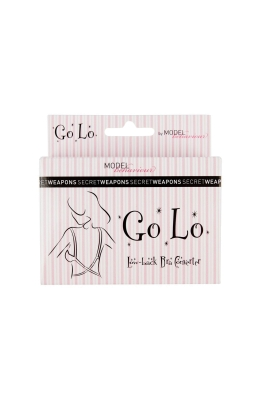 Secret Weapons - Go Lo Low Bra Converter - Nude - Front