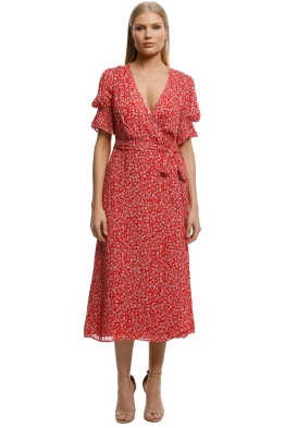 3bb3314a Stevie-May-Claret-Midi-Dress-Red-Micro-Floral-