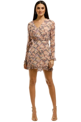 Stevie-May-Revolution-Mini-Dress-Geometric-Pastel-Front