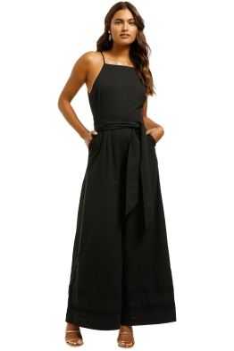 Stevie-May-Surrey-Jumpsuit-Black-Front