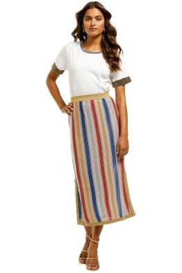Suboo-Mila-Stripe-Midi-Skirt-Stripe-Front