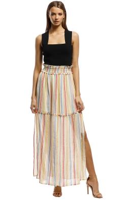aafd6f976cf0 Suboo - Playhouse Maxi Skirt - Multi - Front