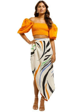 SWF-Orange-Crop-Top-Orange-Front