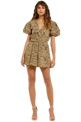 SWF-Tiger-Mini-Dress-Tiger-Print-Front