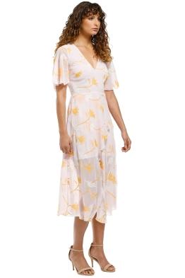 Midi Designer Dresses Rental | GlamCorner