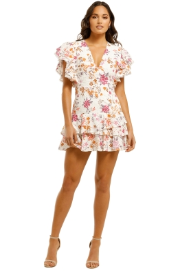 Talulah-Jasmine-Vines-Mini-Dress-Print-Front