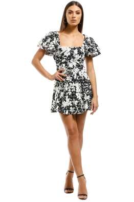 Talulah-The-Idol-Mini-Dress-Camille-Floral-Front