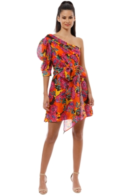Talulah - Blossom Mini Dress - Multi - Front