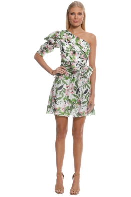 Talulah - Tropo Dreams Mini Dress - Tropical Bloom - Front