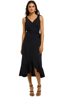 Tania-Olsen-Brit-Dress-Navy-Front