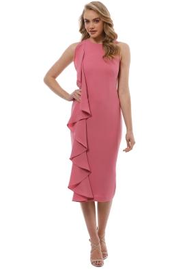 Trelise Cooper - Light My Fire Dress - Pink - Front