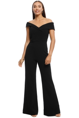 Unspoken - Alexa Jumpsuit - Black - Back