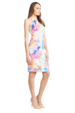 Wayne Cooper - Racerback Dress - Front - Prints
