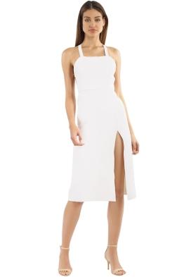 Yeojin Bae - Lilian Dress - Cream - Front