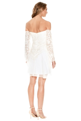 Thurley - Spanish Steps Dress - Front