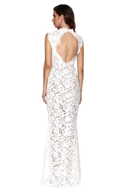 Grace & Hart - Valentine Gown - Ivory - Front