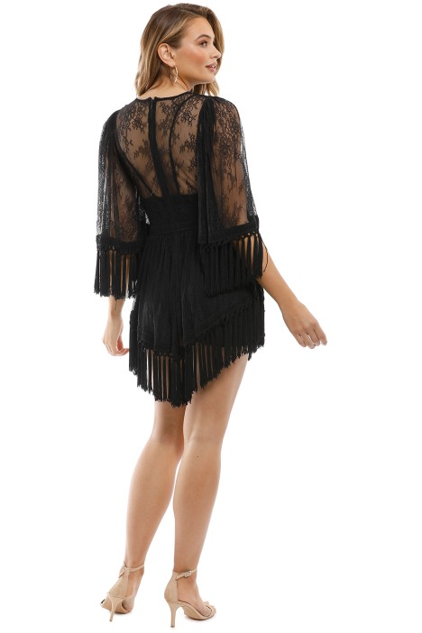 Are You Ready Girl Mini Dress In Black By Alice Mccall For Rent