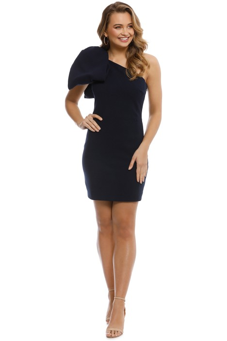 c5dd2d8f10fb Hamptons Bow Mini Dress by Rebecca Vallance for Rent