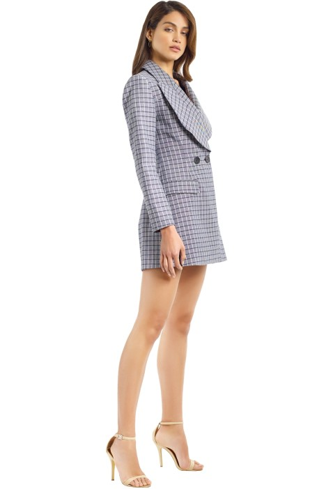 4ece4bbd3bc6 Cunningham Blazer Dress by Acler for Hire | GlamCorner