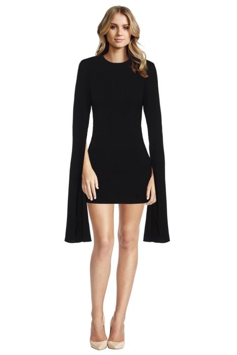 Alex Perry - Jade Dress - Front - Black