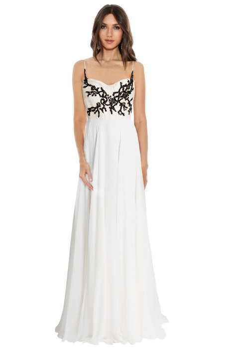 Alex Perry - Minerva Gown - Front