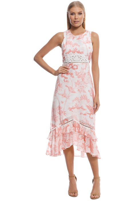 Alice McCall - Bring It All Dress - Blush - Front