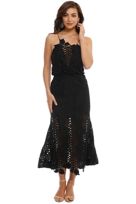 Black Love Light Dress By Alice Mccall For Rent Glamcorner