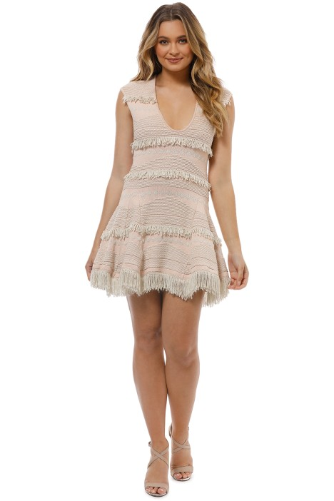 Alice McCall - Love Like Laughter Dress - Shell - Front