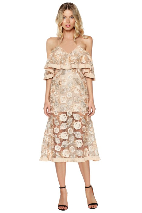 Alice McCall - Northern Lights Dress Ballet - Front