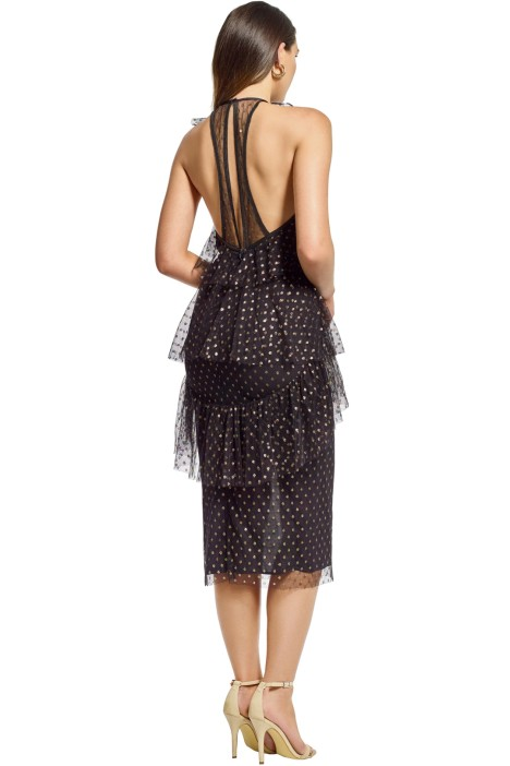 You And Me Dress In Black By Alice Mccall For Rent