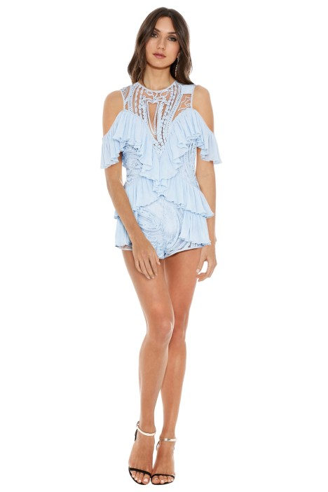 0181e94fd25 You re So Young So Have Fun Girl Playsuit by Alice McCall for Hire