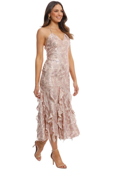 5cd795963948 Best Of You Dress in Champagne by Alice McCall for Hire