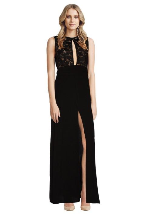 Assali - Poinsetia Dress - Front