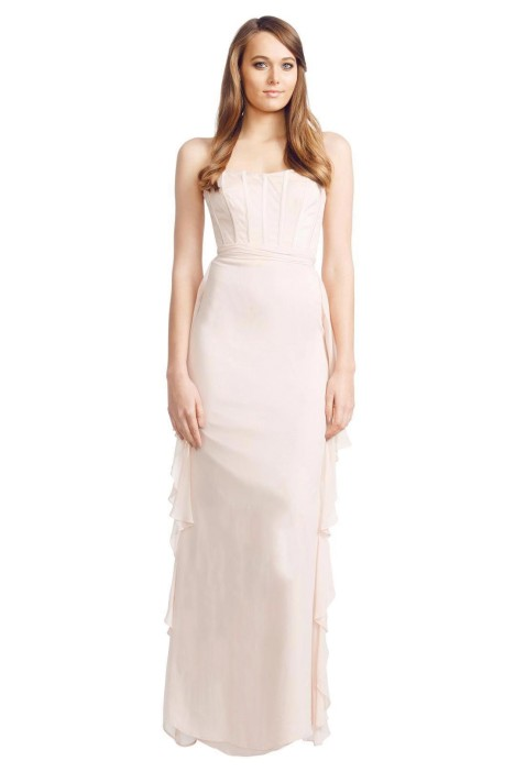 Corset Gown by Badgley Mischka for Hire | GlamCorner