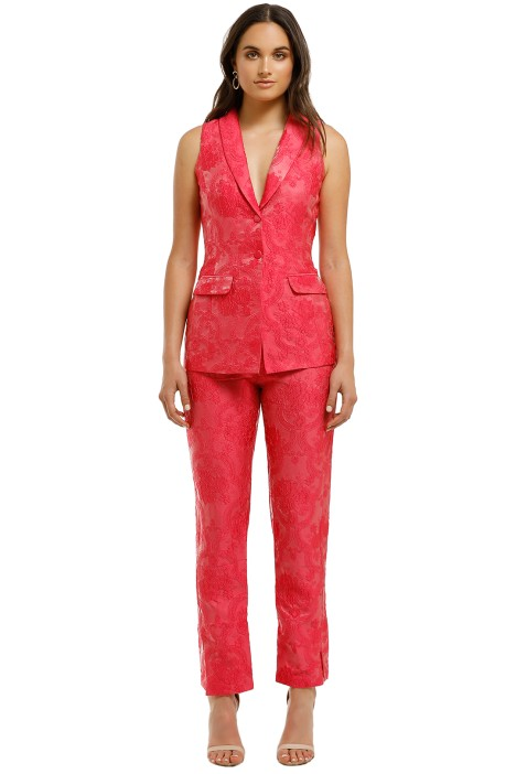 Bianca-and-Bridgett-Dream-Vest-and-Pant-Set-Pink-Front