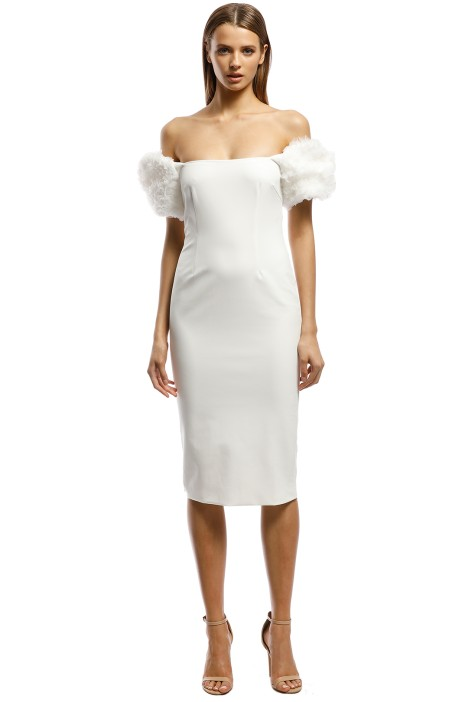 Bianca and Bridgett-Blair Dress-White-Front