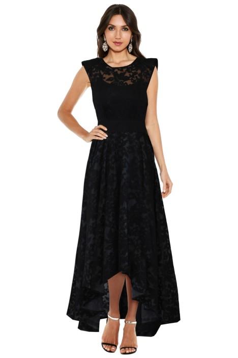 Bronx & Banco - Boheme Gown - Black - Front