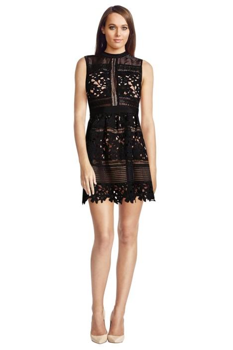 Bronx & Banco - Katya Dress - Black - Front