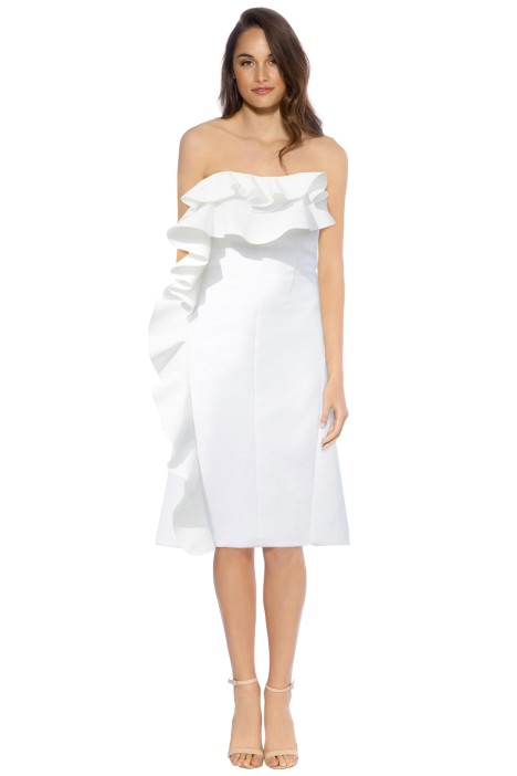 By Johnny - Tess Angel Strapless Dress - Front