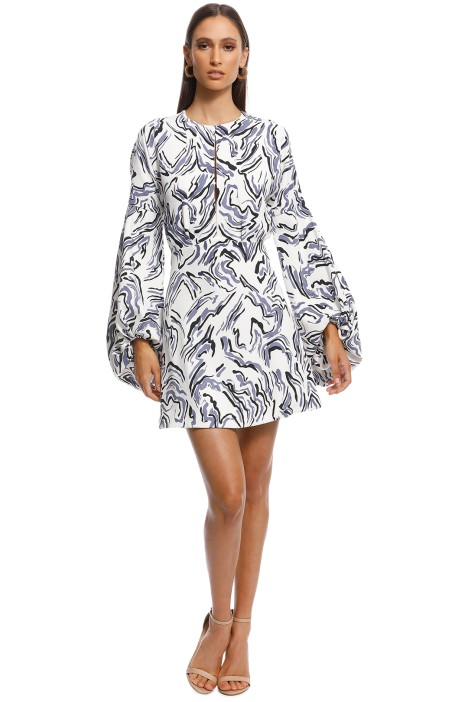 Camilla and Marc - Fonda Mini Dress - Print - Front